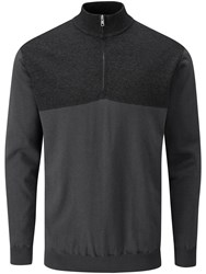 Ping Knight Lined Sweater Black