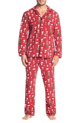 Bedhead Classic Pajamas Red