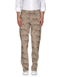 The Editor Trousers Casual Trousers Men Khaki