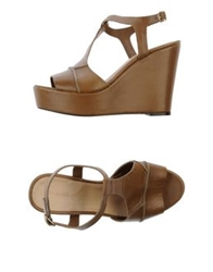 Tila March Sandals Khaki