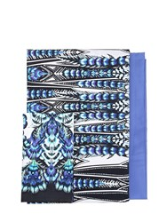 Roberto Cavalli Plumes Collection Duvet Cover Set