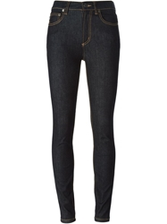 Marc By Marc Jacobs 'Ella' Skinny Jeans Blue