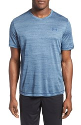 Men's Under Armour 'Ua Tech' Loose Fit Short Sleeve V Neck T Shirt