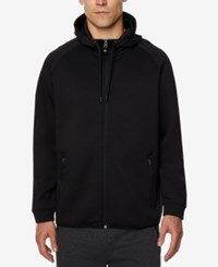 32 Degrees Men's Performance Hooded Sweatshirt Black