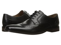 Bostonian Narrate Wing Black Leather Men's Lace Up Wing Tip Shoes