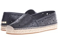 Burberry Hodgeson Lc Black Women's Flat Shoes