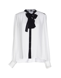 Axara Paris Shirts White