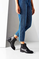 Vagabond Amina Loafer Boot Black
