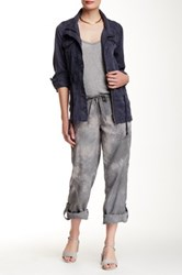 Marrakech Rolled Pant Gray