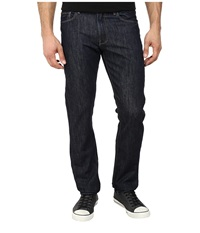 Dl1961 Russell Slim Straight In Woodhall Woodhall Men's Jeans Black