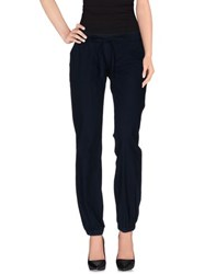 Fred Mello Trousers Casual Trousers Women Blue