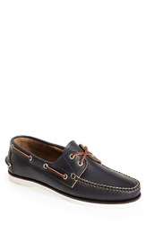 Men's Eastland Made In Maine 'Freeport Usa' Boat Shoe Navy