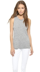 Stateside Slub Tank Top Heather Grey