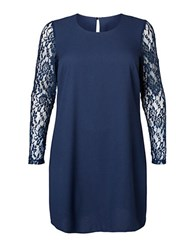 Junarose Clarissa Lace Sleeved Dress