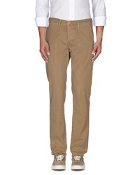 0 Zero Construction Trousers Casual Trousers Men Khaki