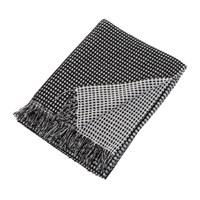 Zoeppritz Mesh Throw Black