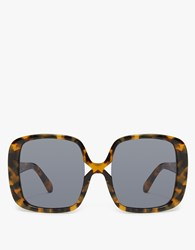 Karen Walker Marques In Crazy Tort Gold Crazy Tort Gold