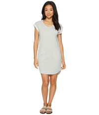 United By Blue Torrin Terry Dress Grey Gray