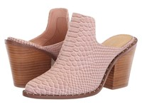 Chinese Laundry Springfield Mule Blush Synthetic High Heels Taupe