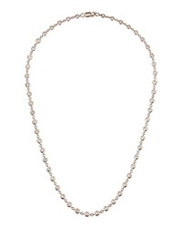 Diana M. Jewels 18K Diamond Eyeglass Necklace