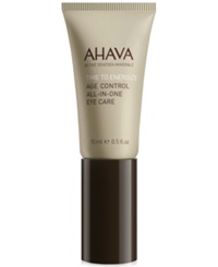 Ahava Men's Age Control All In One Eye Care .5 Oz