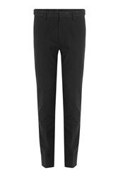 Marc By Marc Jacobs Cotton Pants Black