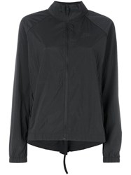 Nike Running Track Jacket Women Nylon L Black