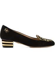 Charlotte Olympia 'Day Of The Dead' Pumps Black