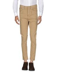Maison Clochard Casual Pants Camel