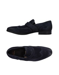 N.D.C. Made By Hand Loafers Dark Blue