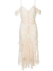 Alice Mccall Two Hearts Dress Nude And Neutrals
