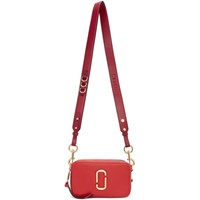 Marc Jacobs Red The Softshot 21 Bag