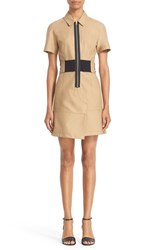 Alexander Wang Women's Cotton Safari Dress