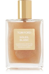 Tom Ford Beauty Soleil Blanc Shimmering Body Oil Colorless