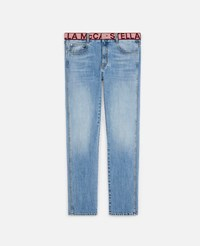 Stella Mccartney Blue The Skinny Boyfriend