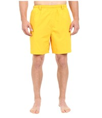 Columbia Big Tall Backcast Iii Water Short Stinger Men's Shorts Yellow
