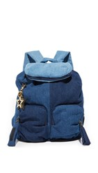 See By Chloe Joy Rider Backpack Denim