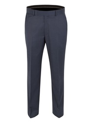 Pierre Cardin Pindot Regular Fit Trouser Blue