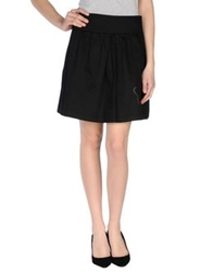 Atelier Fixdesign Mini Skirts Black