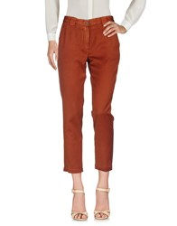 Myths Casual Pants Brown