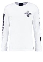Deus Ex Machina Long Sleeved Top White