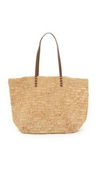 Hat Attack Ibiza Tote Natural
