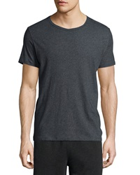 Atm Classic Short Sleeve Crewneck Tee Charcoal