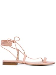 Brother Vellies Selma Sandals Pink