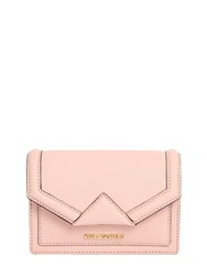 Karl Lagerfeld Klassic Mini Saffiano Crossbody Bag