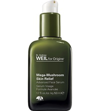Origins Mega Mushroom Advanced Skin Relief Face Serum 50Ml