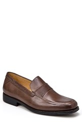 Sandro Moscoloni Men's Edward Loafer Brown