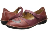Spring Step Cosmic Red Women's Shoes