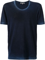 Cotton Citizen 'The Lennon' T Shirt Blue