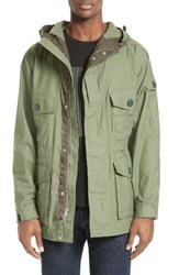 Rag And Bone Men's Miles Hooded Military Parka